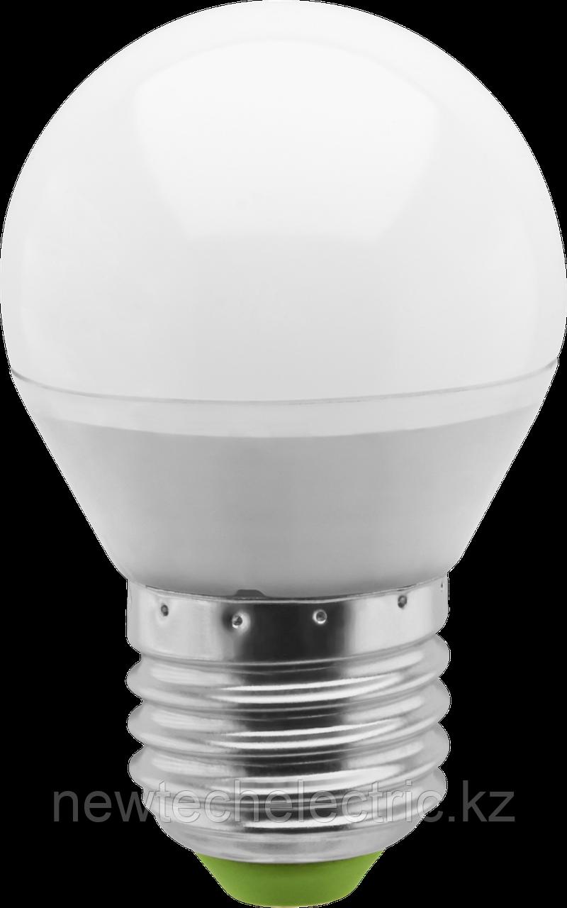 LED P-G45 5w 230v 2700K E27   (94 477)