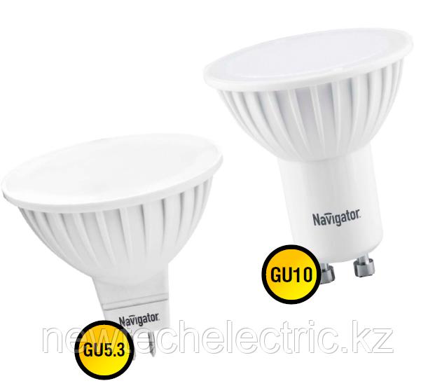 LED PAR16 5w 230v 4000K GU10    (94 130)