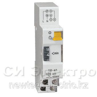 Таймер ТЭ15 цифровой 16А 230В на DIN-рейку