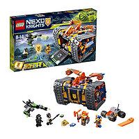 Конструктор  Lego Nexo Knights Мобильный арсенал Акселя 72006