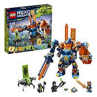 Конструктор Lego Nexo Knights Решающая битва роботов 72004