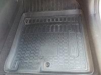 Полик салона полиуретановый, комплект, 4шт.,Elantra 2011