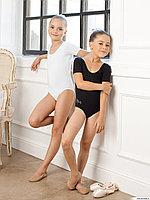 Купальник гимнастический для девочек (боди) SGK 201240