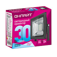 Прожектор 71 688 OFL-10-6K-BL-IP65-LED 10Вт IP65 6000К ОНЛАЙТ, фото 1