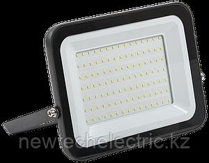 Прожектор светодиодный СДО 06-10 6500К IP65 черн. ИЭК