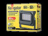 Прожектор 71 980 NFL-P-10-4K-IP65-LED 10Вт IP65 4000К Navigator, фото 2