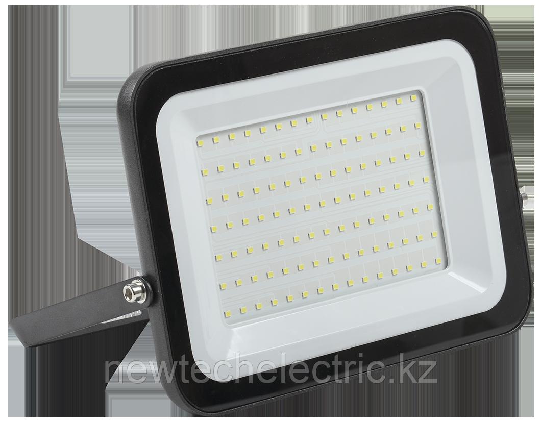 Прожектор светодиодный СДО 06-20 4000К IP65 черн. ИЭК