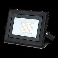 Прожектор светодиодный Led Qplus 20Вт IP65 6500К черн. Gauss