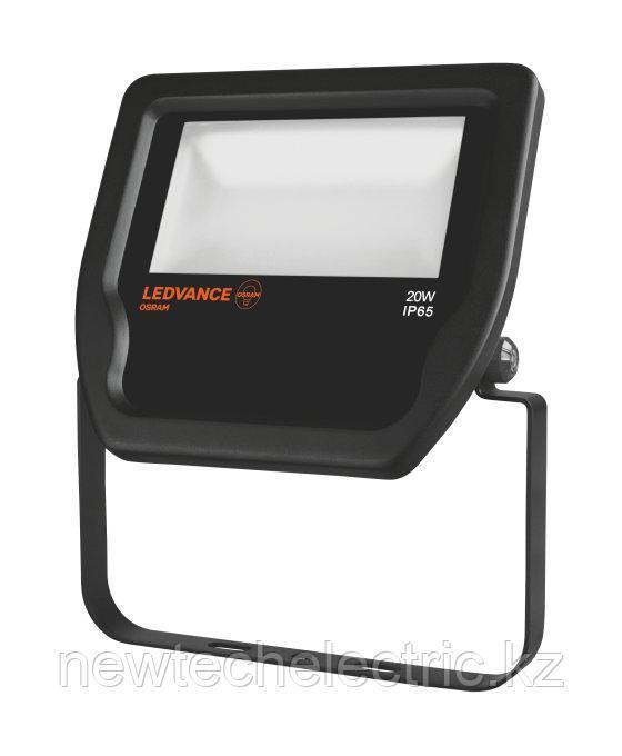 Прожектор FLOODLIGHT 20W/3000К LED 20Вт IP65 3000К черн. OSRAM