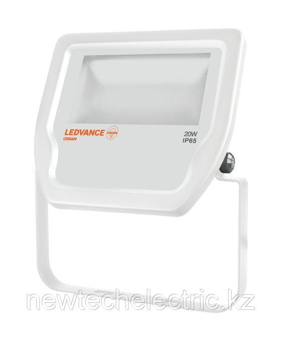 Прожектор FLOODLIGHT 20W/3000К LED 20Вт IP65 3000К бел. OSRAM