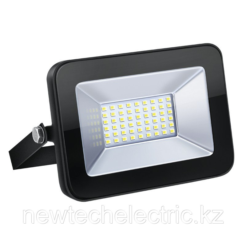 Прожектор PFL-C-SMD-30w LED 30Вт IP65 6500К JazzWay