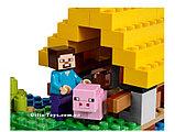 Конструктор bela Minecraft 10813 «фермерский коттедж», фото 3