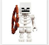 Конструктор bela Minecraft 10813 «фермерский коттедж», фото 5