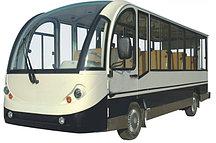 Электроавтобус закрытого типа 11-ти местный EG6118KAF