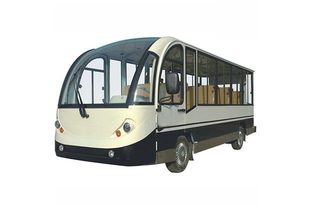 Электроавтобус закрытого типа 14-ти местный EG6158KF