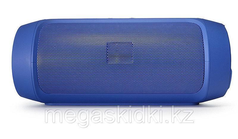 Портативная колонка Bluetooth E2 CHARGE2+ синяя