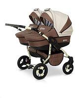 Детская коляска для двойни Verdi Twin 2в1 (5), фото 1