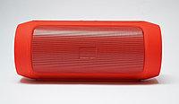 Портативная колонка Bluetooth E2 CHARGE2+ красная, фото 1