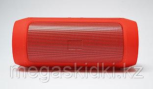 Портативная колонка Bluetooth E2 CHARGE2+ красная