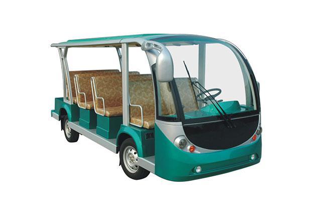 Электроавтобус открытого типа 11-ти местный EG6118KB