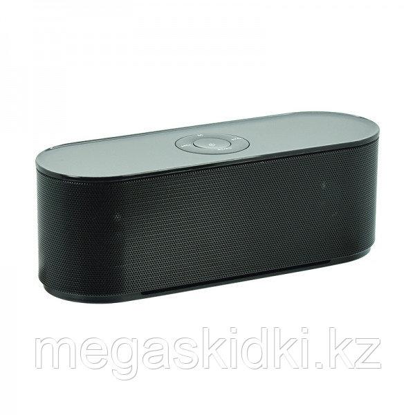 Портативная колонка Bluetooth S207 черная