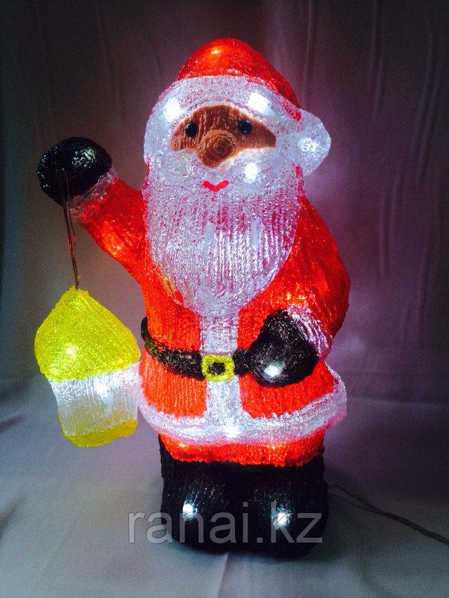 Новогодние световые фигуры «Дед мороз»