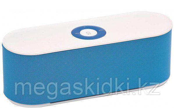 Портативная колонка Bluetooth S207 синяя