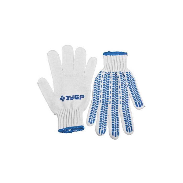 """Перчатки трикотажные с защитой от скольжения """"Эксперт-Протектор"""" XL"""