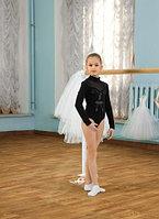 Купальник гимнастический для девочек (боди) SGB 201005