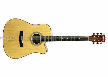 Электроакустическая гитара  Adagio MDF-4178CE/NA
