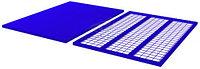 Полки для сетчатого ограждения ОПС-1800М
