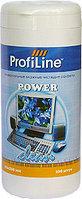 Power clean tube (салфетки для поверхности влажные) 100 штук ProfilLine F300210