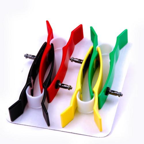 Комплект электродов ЭКГ детский и взрослые (грудные-груша 6 шт; конечностные-прищепка 4 шт