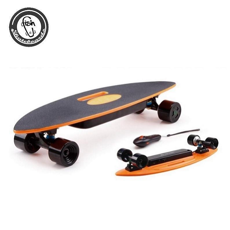 Электроскейтборд Fish skatebords
