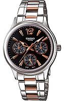 Женские часы Casio LTP-2085RG-1AVDF
