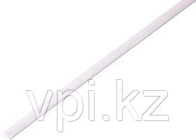 Термоусадочная трубка - белая 7/3.5мм 1м REXANT