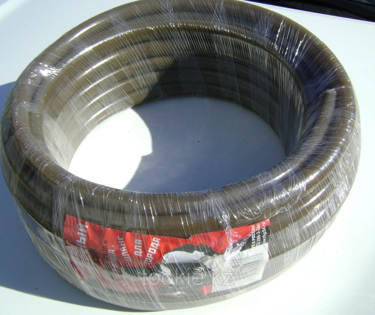 Шланг ПВХ 20мм/3,0мм усиленный черный\цветной
