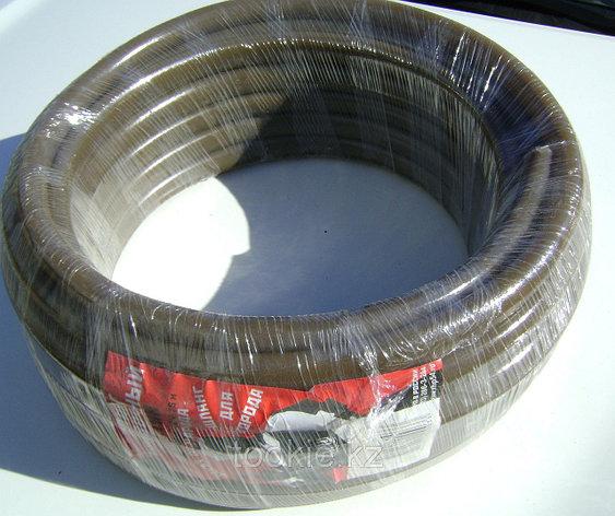 Шланг ПВХ 20мм/3,0мм усиленный черный\цветной , фото 2