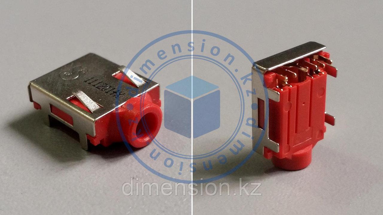 Красный AUDIO разъем, порт для материнских плат DA0HK1MB6E0 MBX-247 для SONY Vaio VPCEH2E1R PCG-71912V