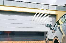 Установка автоматики для гаражных (секционных) ворот