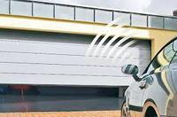 Установка автоматики для гаражных (секционных) ворот, фото 1