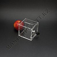 Ящик 10*10*10см для пожертвований, голосований и промоакций, фото 1