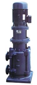 Вертикальный многоступенчатый центробежный насос типа DL.DLR