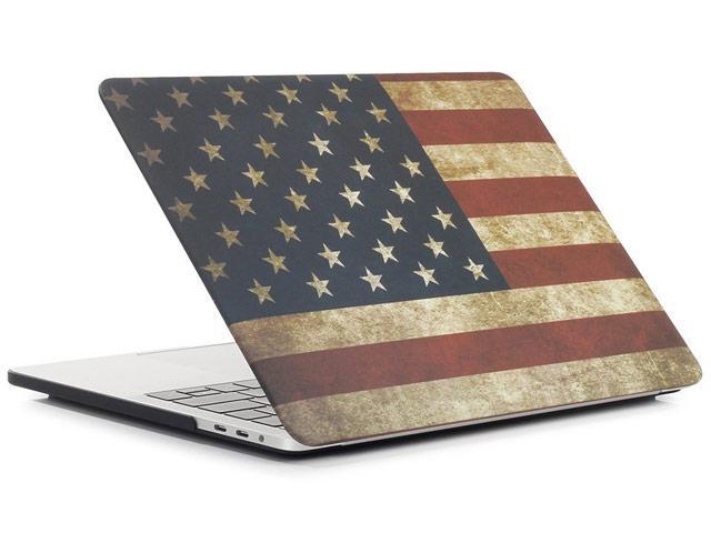 Пластиковый чехол для MacBook Pro 13'' 2017 A1708 (США)