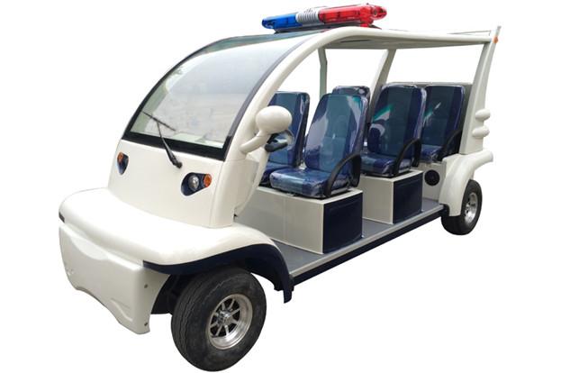 Патрульный кар 6-ти местный открытого типа EG6063PB