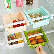 Подвесной органайзер для холодильника зеленый, фото 3