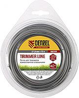 Леска для триммера армированная алюминием, X-Pro, круглая, 1,6мм х 15м,Denzel