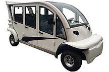 Пассажирский кар закрытого типа 6-ти местный EG6063KBF