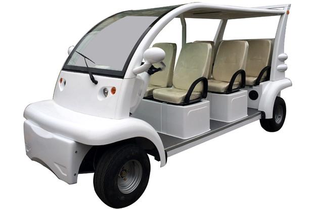 Пассажирский кар с функцией установки сирены 6-ти местный EG6063KB