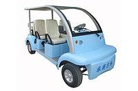 Пассажирский кар 6-ти местный в двух цветах (белый\голубой) EG6063KA, фото 1
